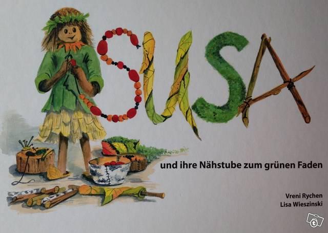 Bild Buch SUSA